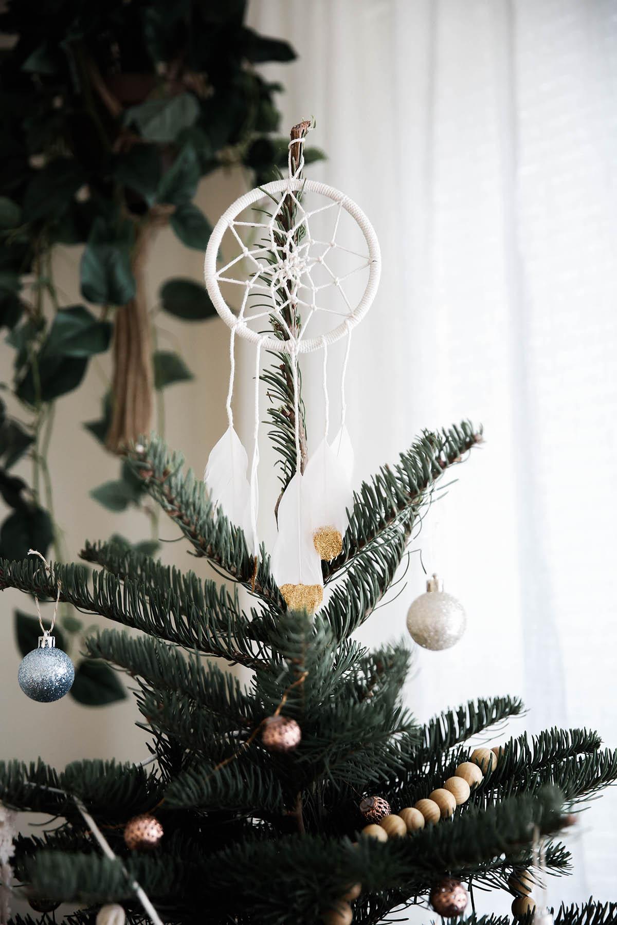 Sapin De Noel Decoration Traditionnelle des idées de décoration bohème pour noël! - cactus & béton